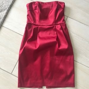 Red Semi-formal Dress from Express